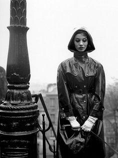 370 | Actress Karen Blanguernon (1935-1996) © Georges Dambie… | Flickr