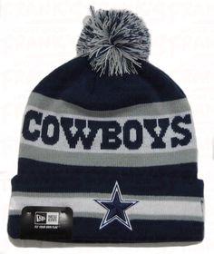 496e999a610 New Era NFL Dallas Cowboys The Jake 3 Sport Knit Hat Frank s Sports Shop  Dallas Cowboys