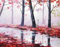 Bellas pinturas de paisajes de Graham Gercken 8