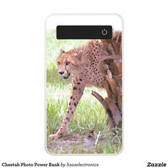 Cheetah Photo Power Bank