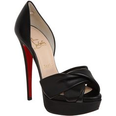 Christian Louboutin Volpi found on Polyvore