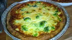 Tupun tupa: Kolmen juuston parsapiirakka