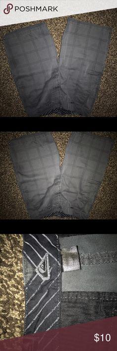 Mens Quicksilver Shorts Great walking shorts. No tears,rips, fading etc. Quiksilver Shorts Flat Front