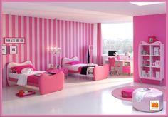 DORMITORIOS BARBIE BEDROOMS : Dormitorios: Fotos de dormitorios Imágenes de habitaciones y recámaras, Diseño y Decoración