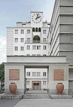 Karl Seitz Hof, Vienna