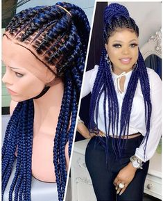 Full lace cap braided cornrow wig Chose your style and color DM for the price 09052670668 Braided Ponytail Hairstyles, Frontal Hairstyles, African Braids Hairstyles, African American Hairstyles, Boy Hairstyles, Fringe Hairstyles, Crochet Braids Straight Hair, Wavy Hair With Braid, Soft Hair
