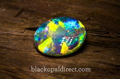 The nicest crystal opal I ever owned http://blackopaldirect.com/