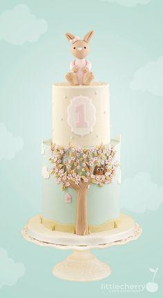 1st Birthday Cake More