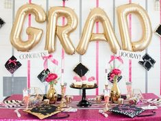 21 of Our Favorite Graduation Party Ideas This Year! | Project Inspired