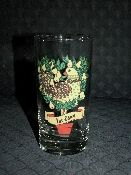 Indiana Glass First Day of Christmas Tumbler