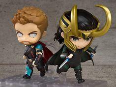 Nendoroid Thor&Loki Omg I must have these
