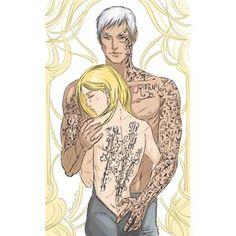 """Rainha das Sombras desenhos Rowan and Aelin - Pesquisa""""Cicatrizes nos fazem quem somos."""" (Arte @phantomrin) Rowan e Aelin com suas tatuagens e cicatrizesGoogle"""