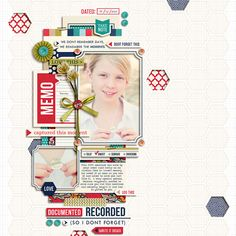 digital scrapbooking layout created by pne123 featuring Documentary Collection by Sahlin Studio