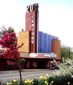 20th century theater Cincinnati