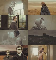Jane Eyre (2011) - Mia Wasikowska as Jane Eyre & Michael Fassbender as Edward Rochester