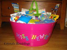 Student Teacher Gift -