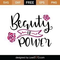 Beauty is Power