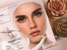 STARSKIN Pro Micro Filler Mask Pack отзыв. Побалуем себя! Cosmetic Treatments, Septum Ring, Cosmetics, Rings, Ring, Wire Wrapped Rings, Drugstore Makeup