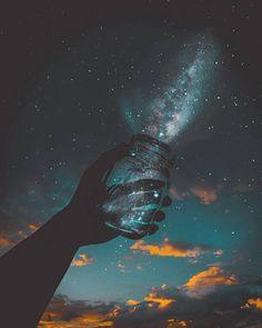 Polvo de estrellas.