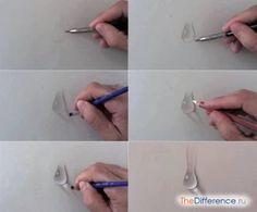 зачем нужен белый карандаш