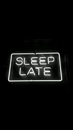 sleep, light, and Late image
