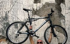 Ancient Appian way bike tour with Top Bike Rentals, Rome