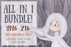 All in 1 BUNDLE! 95% OFF! by Natdzho on @creativemarket