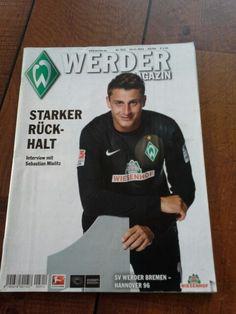 Werder Magazin Nr.312