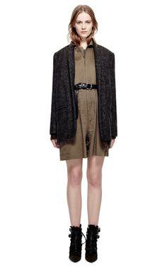 Etta Jacket by Isabel Marant for Preorder on Moda Operandi