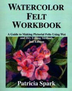 Watercolor Felt Workbook