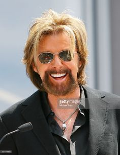 Musician Ronnie Dunn attends the Star on Hollywood Walk of Fame honoring country music duo 'Brooks & Dunn' held in front of 7021 Hollywood Boulevard on August 4, 2008 in Hollywood, California.
