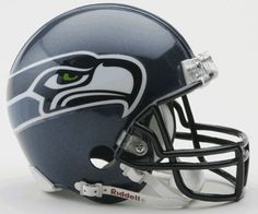 Seattle Seahawks Mini Helmet 78e31030e