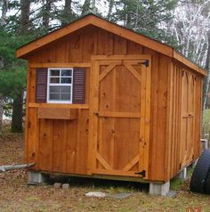 Shed Blueprints. These detailed shed construction plans will help you build your shed quickly. Diagrams are available in sizes like and more. Outside Storage Shed, Diy Storage Shed Plans, Backyard Storage Sheds, Building A Storage Shed, Wood Storage Sheds, Garden Storage Shed, Shed Building Plans, Wooden Sheds, Firewood Storage