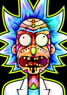 Rick And Morty Drawing, Rick And Morty Tattoo, New Wallpaper Iphone, Girl Wallpaper, Pencil Drawings, Art Drawings, Ricky And Morty, Rick And Morty Poster, Dbz