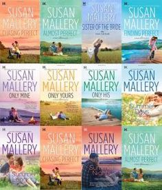 Fool's Gold series by Susan  - one of the most enjoyable series I have read.