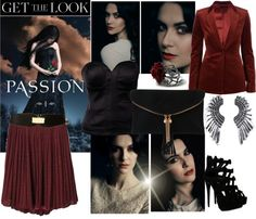 A fashion look from January 2013 featuring shirt top, fitted jacket and red pleated skirt. Browse and shop related looks. Reform School, Red Pleated Skirt, Lauren Kate, Fallen Series, Girl Names, Handsome Boys, Savannah Chat, Fashion Looks, Passion