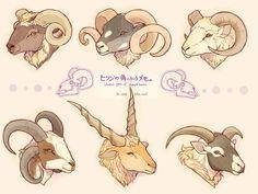 Dream sheep de6sign inspiration horn