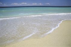 Fort Lauderdale's crystal clear surf