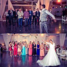 Otro momento peleado para algunos y para otros ni que se acercan...  #santacruzdelasierra #boda #wedding #photography #ArmandoFarelPhotographer #siguemeytesigo - http://ift.tt/1HQJd81