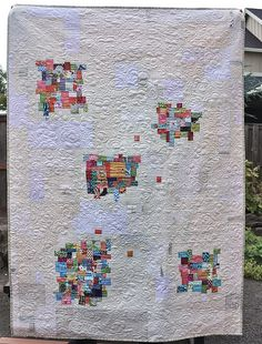 splat quilt by 2nd avenue studio