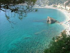 Monterosso, Cinque Terre - one of my favorite places ever.