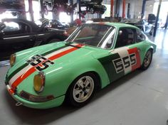 Purposeful Porsche - 1968 Porsche 911S - SCD Motors - The Sports, Racing and Vintage Car Market