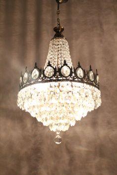 Royal Leuchten Interior www. Crystal Lights, Bauhaus, Chandeliers, Art Nouveau, French Chandelier, Four Square, Berlin, Lamps, Ceiling Lights