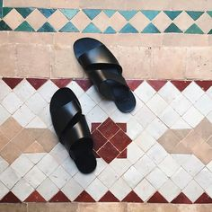 ATP Atelier sandals Lis exploring Marrakech / Regram via Fanny Ekstrand