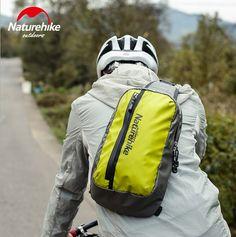 Naturehike Outdoor TPU Waterproof Sports Bag Unisex Ultralight Strap Cycling Chest Shoulder Running 8L Bags