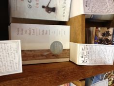 Spotted: NOTES FROM NO MAN'S LAND by Eula Biss // Elliott Bay Book Co in Seattle, WA // June 2013