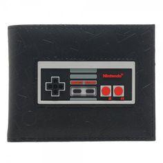 Nintendo Old School Controller Bifold Wallet