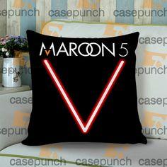 Sr3-maroon 5 Tour, Magic, Rozzi Crane Cushion Pillow Case