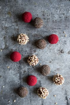 Gingerbread spiced bliss balls for Christmas | Dagmar's Kitchen | Bloglovin'