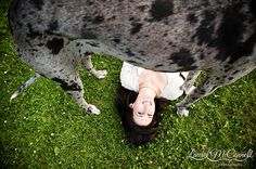seattle photographer amy kiel and her great dane